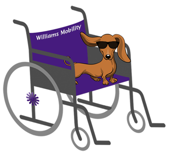 Williams Mobility, located in Sacramento, CA.