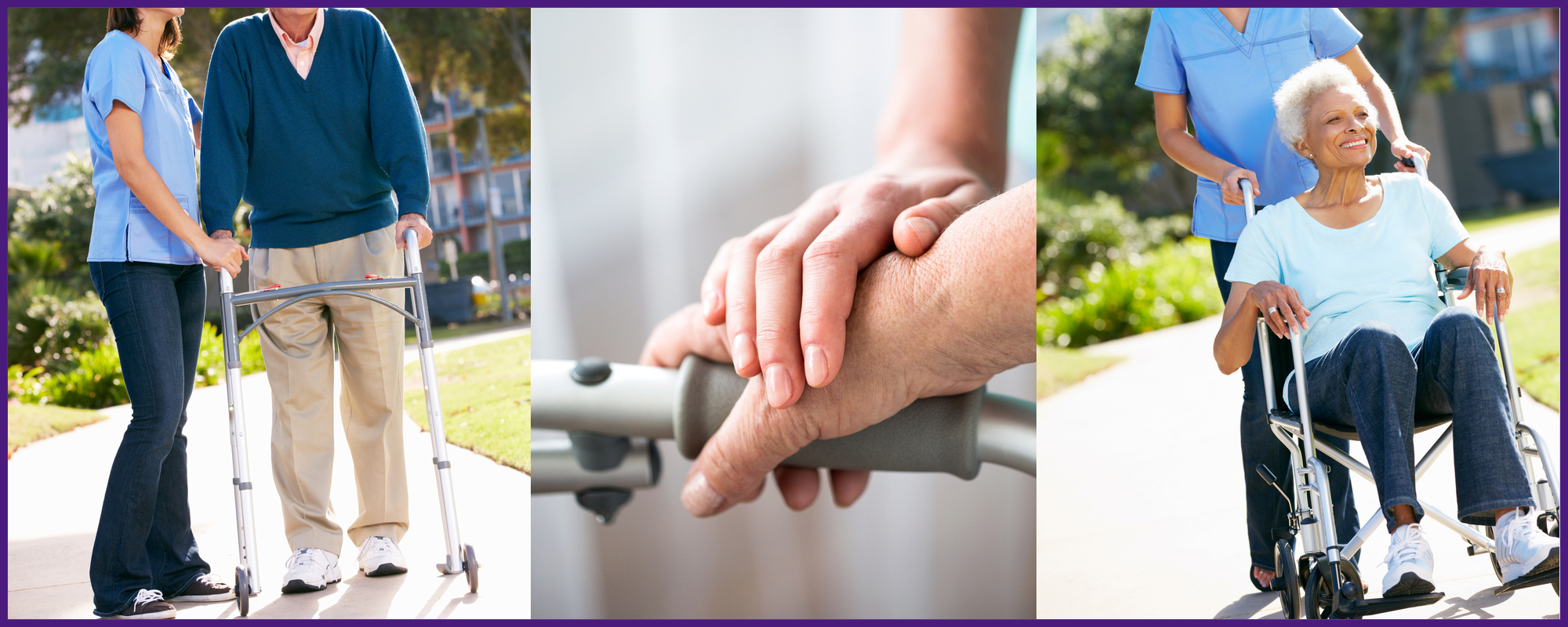 Williams Mobility provides caring, compassionate ambulatory and wheelchair transportation.